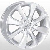 Автомобильный колесный диск R15 4*100 TY-8096 S (Toyota) - W5.5 Et45 D54.1