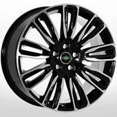 Автомобильный колесный диск R20 5*108 AO0233 BMF (Land Rover) - W8.5 Et45 D63.4