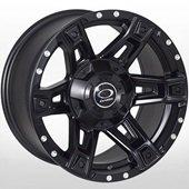 Автомобильный колесный диск R16 6*139,7 JH-Dark12 SMB - W8.5 Et0 D106.1