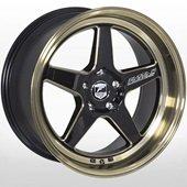 Автомобильный колесный диск R18 5*114,3 JH-FT50 BML - W9.5 Et25 D73.1