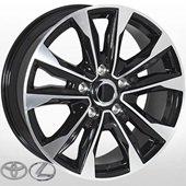 Автомобильный колесный диск R20 5*150 TY-H869 BMF (Toyota, Lexus) - W8.5 Et60 D110.1