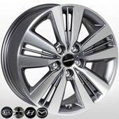 Автомобильный колесный диск R17 5*114,3 KI-442 GMF - W7.0 Et51 D67.1