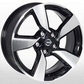 Автомобильный колесный диск R17 5*114,3 NS-556 BMF (Nissan) - W7.0 Et40 D66.1