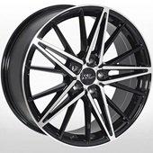 Автомобильный колесный диск R19 5*114,3 JH-XW014 BP - W8.5 Et35 D73.1