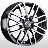 Автомобильный колесный диск R15 4*100 KI221 BKF (Kia, Hyundai) - W6.0 Et48 D54.1