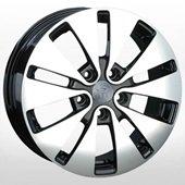 Автомобильный колесный диск R16 5*114,3 KI65 BKF (Kia, Hyundai) - W6.5 Et42 D67.1