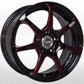 Автомобильный колесный диск R18 5*114,3 KR213 BKVR - W7.5 Et45 D73.1
