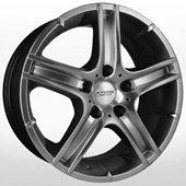 Автомобильный колесный диск R17 5*114,3 KR333 HPB - W7.5 Et35 D73.1