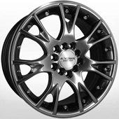 Автомобильный колесный диск R17 5*108 / 5*110 KR328 HPB - W7.5 Et42 D73.1