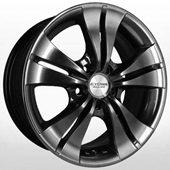 Автомобильный колесный диск R17 5*112 KR357 HPB - W7.5 Et38 D66.6