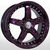 Автомобильный колесный диск R17 5*114,3 KR517 CBPU - W7 Et42 D73.1