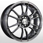 Автомобильный колесный диск R17 5*105 / 5*114,3 KR609 HPB - W7.5 Et40 D73.1