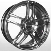 Автомобильный колесный диск R17 5*114,3 KR630 HPB - W7 Et52 D67.1