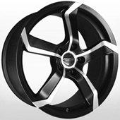 Автомобильный колесный диск R18 5*112 KR706 MBKF - W8 Et45 D73.1