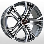 Автомобильный колесный диск R18 5*112 A528 MGF (Audi) - W8.5 Et39 D66.6