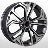 Автомобильный колесный диск R17 5*114,3 HND530 GMF (Hyundai, Kia) - W7.0 Et47 D67.1