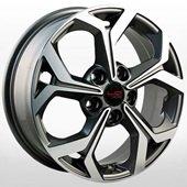 Автомобильный колесный диск R16 5*114,3 Ki531 GMF (Kia, Hyundai) - W6.0 Et50 D67.1