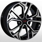 Автомобильный колесный диск R16 5*114,3 Ki532 BKF (Kia, Hyundai) - W6.5 Et42 D67.1