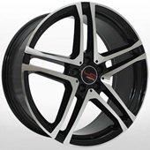 Автомобильный колесный диск R21 5*112 MR523 BKF (Mercedes) - W10.0 Et46 D66.6