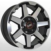 Автомобильный колесный диск R18 6*139,7 TY176 MBF (Toyota, Lexus) - W7.5 Et25 D106.1