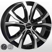 Автомобильный колесный диск R18 5*114,3 LX-3311 BP (Lexus, Toyota) - W8.0 Et30 D60.1