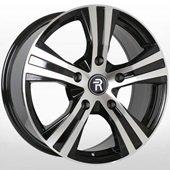 Автомобильный колесный диск R18 5*150 LX105 BKF (Lexus, Toyota) - W8.0 Et56 D110.1
