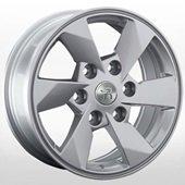 Автомобильный колесный диск R16 6*139,7 MI137 S (Mitsubishi) - W7.0 Et38 D67.1