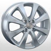 Автомобильный колесный диск R15 4*114,3 MI153 S (Mitsubishi) - W6.0 Et46 D67.1