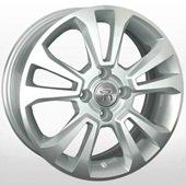 Автомобильный колесный диск R15 4*100 OPL57 S (Opel, Chevrolet) - W6.0 Et39 D56.6