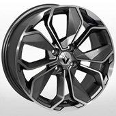 Автомобильный колесный диск R16 4*100 RN-4502 GP (Renault, Nissan) - W6.5 Et38 D60.1