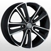 Автомобильный колесный диск R15 5*114,3 RN14 BKF (Renault) - W6.5 Et43 D66.1
