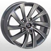 Автомобильный колесный диск R16 5*112 SK-5009 GMF (Skoda, VW) - W6.5 Et46 D57.1