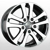 Автомобильный колесный диск R16 5*130 SNG17 BKF (SsangYong) - W6.5 Et43 D84.1