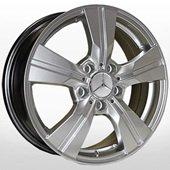 Автомобильный колесный диск R16 5*112 MB-473 HS (Mercedes) - W6 Et46 D66.6