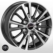 Автомобильный колесный диск R15 5*114,3 TY-5506 GMF (Toyota, Lexus) - W6.0 Et36 D60.1
