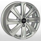 Автомобильный колесный диск R15 4*100 TY-5520 S (Kia, Hyundai, Toyota) - W5.5 Et45 D54.1