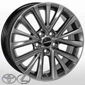 Автомобильный колесный диск R17 5*114,3 TY-5525 HB (Toyota, Lexus) - W7.0 Et45 D60.1