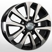 Автомобильный колесный диск R18 5*150 TY236 BKF (Toyota, Lexus) - W8.0 Et56 D110.1
