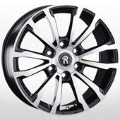 Автомобильный колесный диск R18 6*139,7 TY263 BKF (Toyota, Lexus) - W7.5 Et25 D106.1