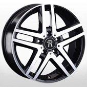 Автомобильный колесный диск R16 5*112 MR200 BKF (Mercedes) - W6.5 Et52 D66.6
