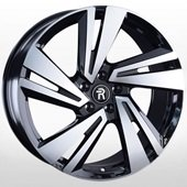 Автомобильный колесный диск R20 5*112 VV256 BKF (Volkswagen) - W9.0 Et33 D66.6