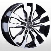 Автомобильный колесный диск R21 5*112 VV270 BKF (Volkswagen) - W9.5 Et31 D66.6