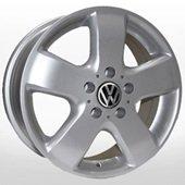Автомобильный колесный диск R16 5*120 VW-5603 S (Volkswagen) - W6.5 Et45 D65.1