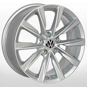 Автомобильный колесный диск R17 5*112 VW-5607 S (Audi, Skoda, VW) - W7.0 Et43 D57.1