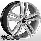 Автомобильный колесный диск R16 5*112 VW-5629 HS (VW, Skoda, Seat, Audi) - W7.0 Et41 D57.1