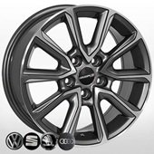 Автомобильный колесный диск R16 5*112 VW-5633 GP (VW, Skoda, Seat) - W6.5 Et40 D57.1