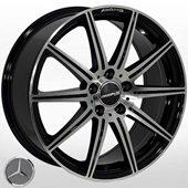 Автомобильный колесный диск R17 5*112 MB-1047 BMF (Mercedes) - W7.0 Et45 D66.6