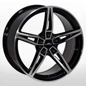 Автомобильный колесный диск R19 5*120 ZF-5009 BMF - W8.5 Et30 D74.1