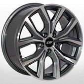 Автомобильный колесный диск R17 5*120 B-129 GMF (BMW) - W7.5 Et32 D72.6