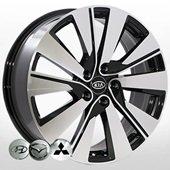 Автомобильный колесный диск R19 5*114,3 KI-136 BMF - W7.5 Et50 D67.1